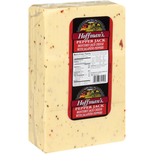 HOFFMAN'S Pepperjack 10 lb. Loaf (Pack of 1)