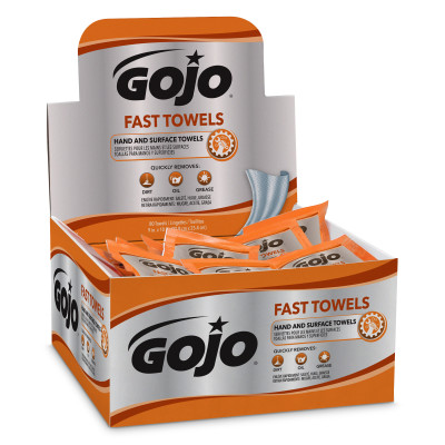 GOJO® Fast Towels Counter Display