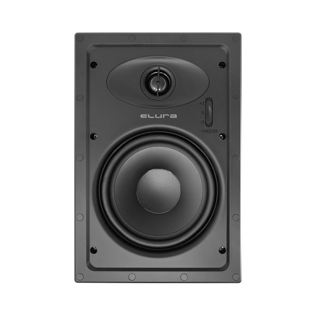 """6.5"""" In-Wall Speaker Wave Electronics"""
