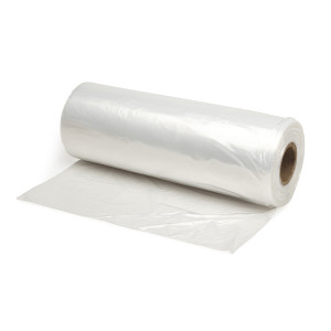 1.5 MIL Small Equipment Bags, Clear, 20 X 24 Inches, 500 per Roll