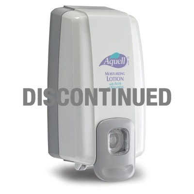 AQUELL® NXT® SPACE SAVER™ Dispenser - DISCONTINUED
