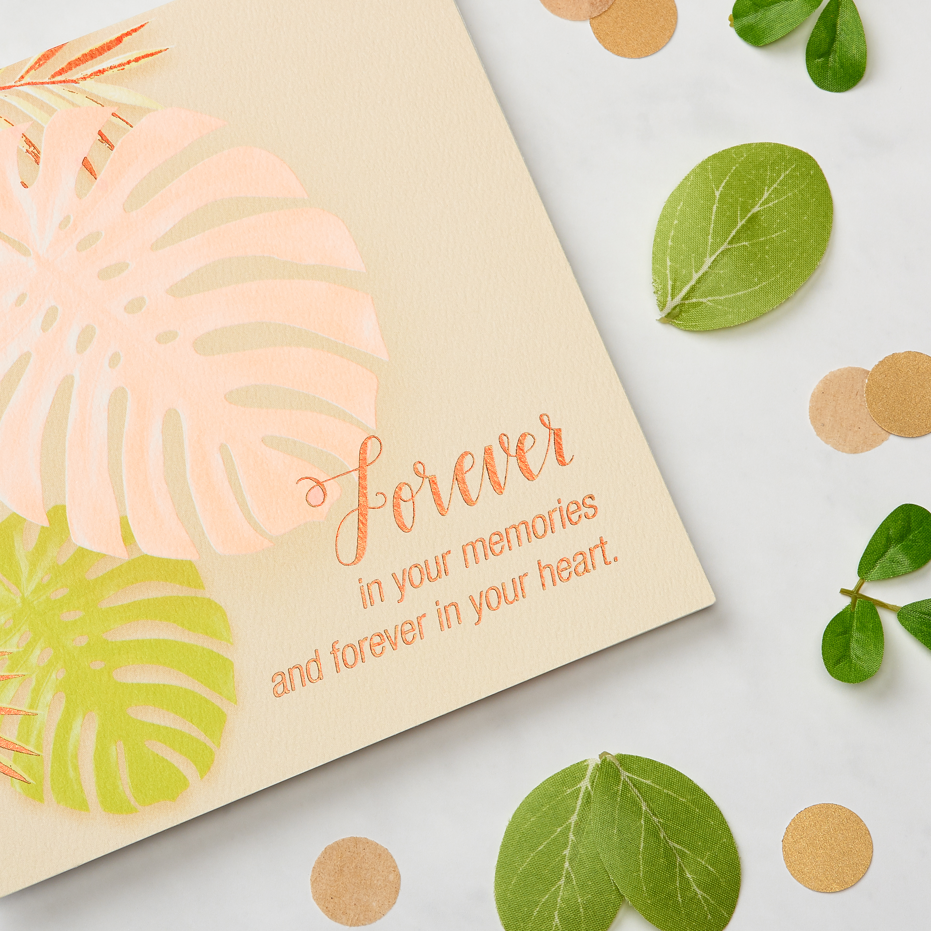 Forever Sympathy Greeting Card image