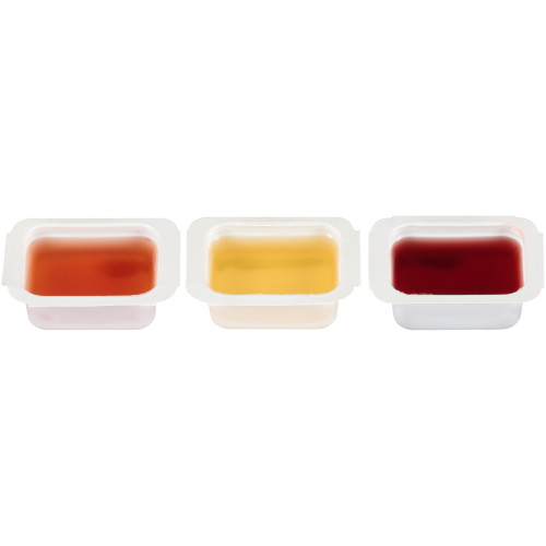 PPI Assortment 3 Jelly, 0.5 oz. Cups (Pack of 200)