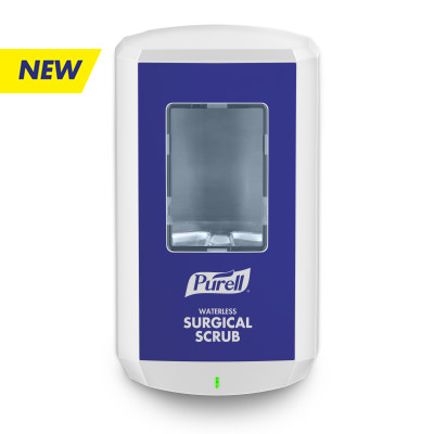 PURELL® CS8 Touch-Free Waterless Surgical Scrub Dispenser
