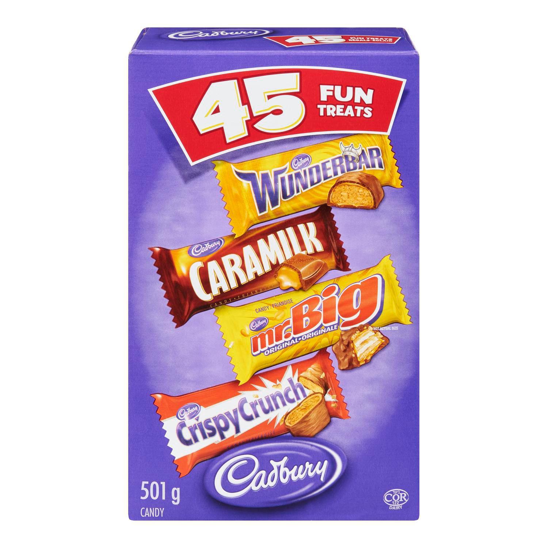 CADBURY Cadbury Chocolate FUN TREATS