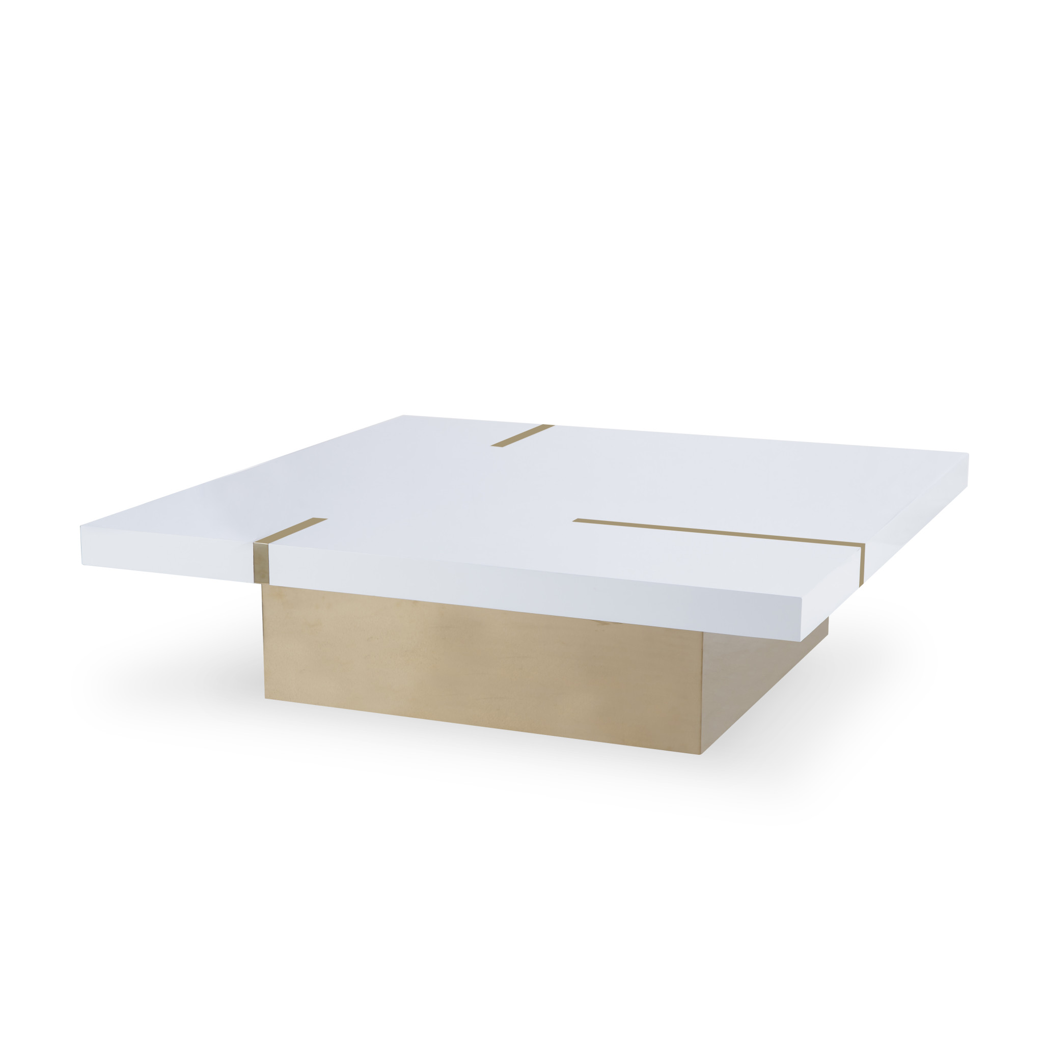 Band Square Coffee Table