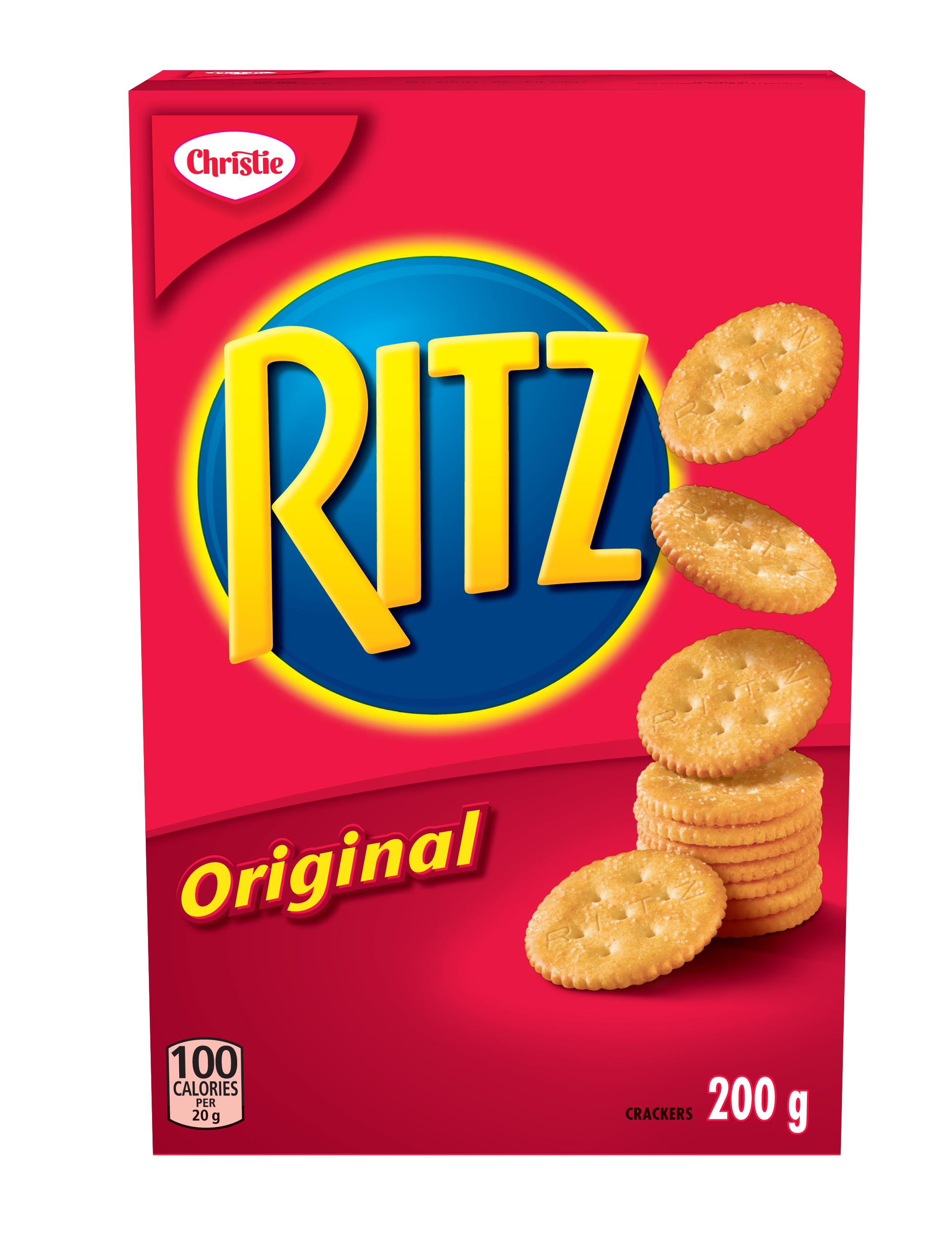 Craquelins Ritz Originaux 200 G