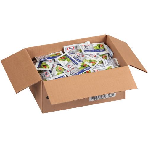 KRAFT Single Serve Roka Blue Cheese Salad Dressing, 0.44 oz. Packets (Pack of 200)