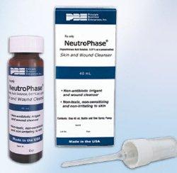 NeutroPhase Wound Cleanser 8 oz. Bottle, 1412-570 - EACH