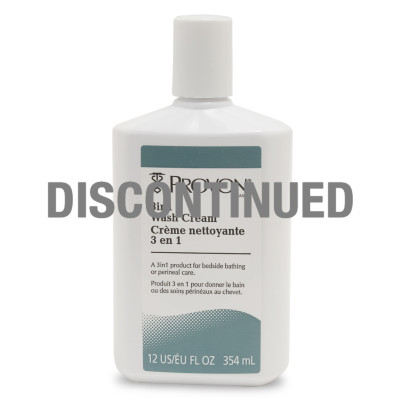 PROVON® 3~in~1 Wash Cream - DISCONTINUED