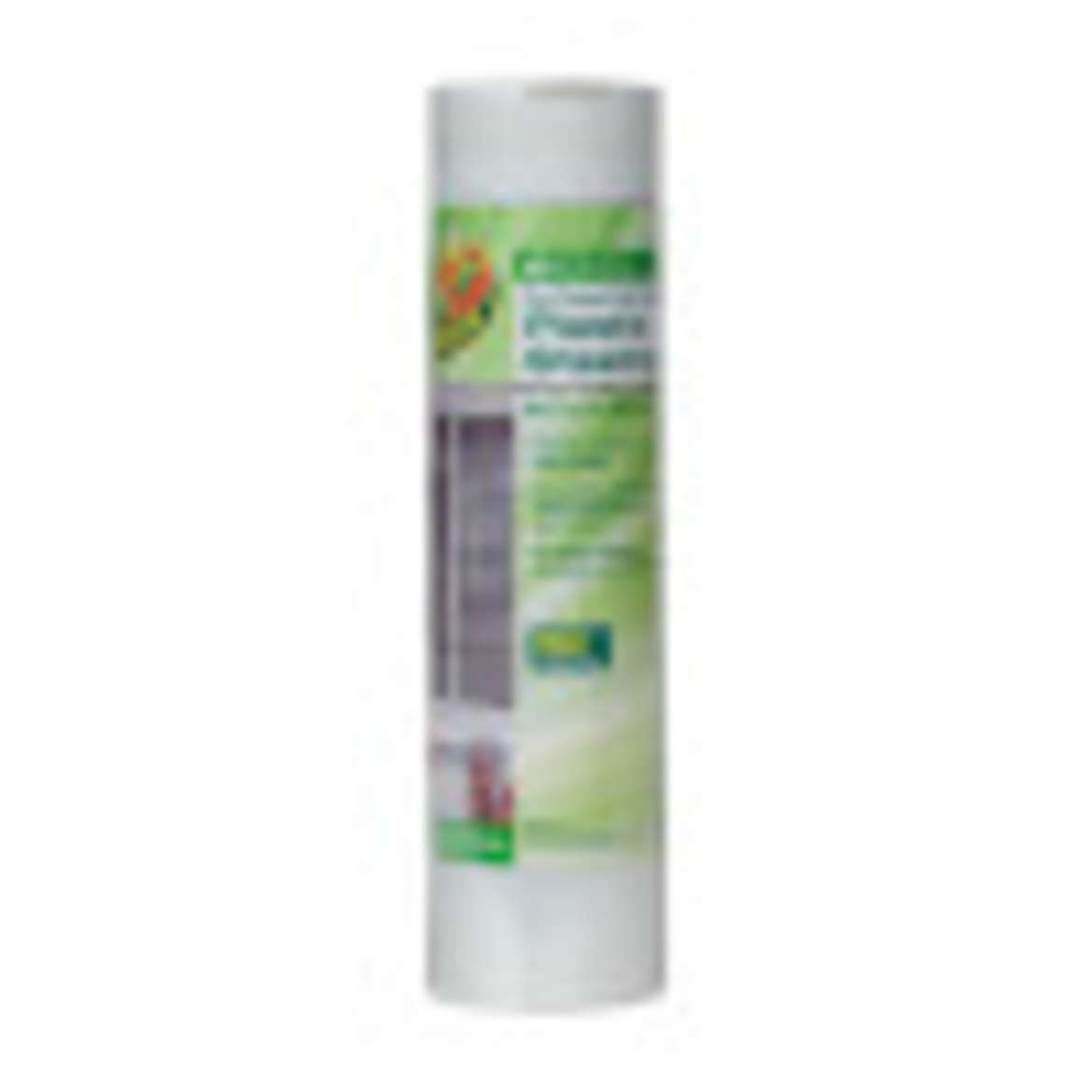 Duck® Brand Pre-Taped Top Edge Plastic Sheeting - 63 in. x 236 in. Image
