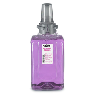 GOJO® Antibacterial Plum Scent Foam Handwash Triclosan Liquid