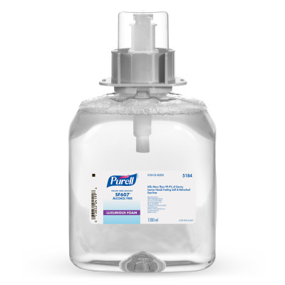 PURELL® SF607™ Alcohol-free Instant Hand Sanitiser Foam