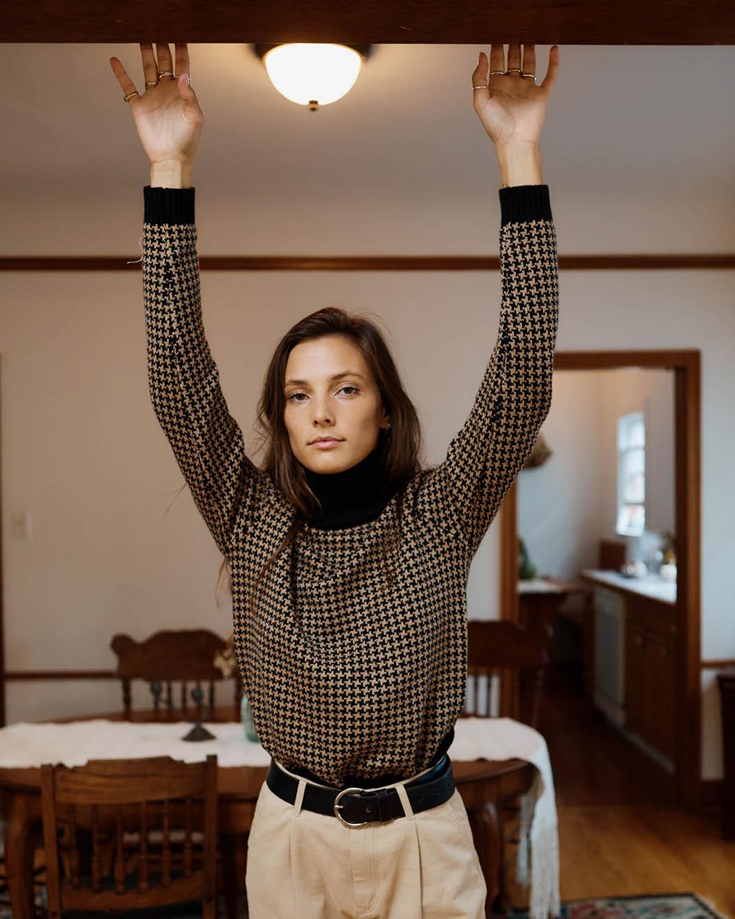 Joni Sweater & Victory Trousers