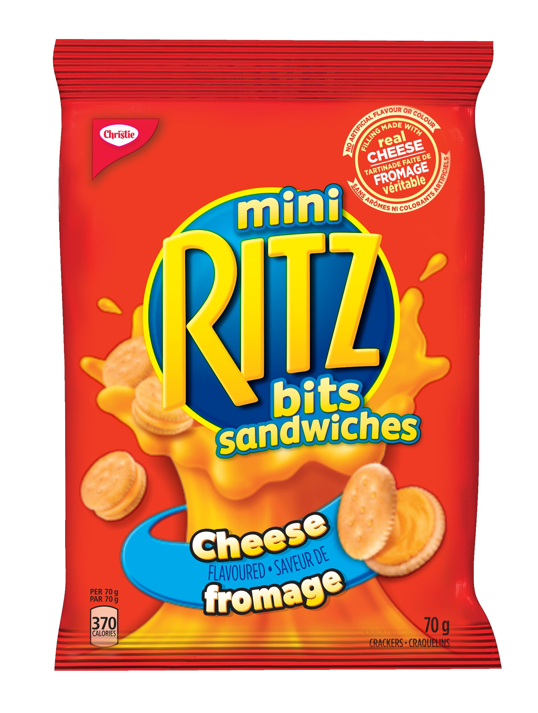 RITZ  CHEESE 70 GRM