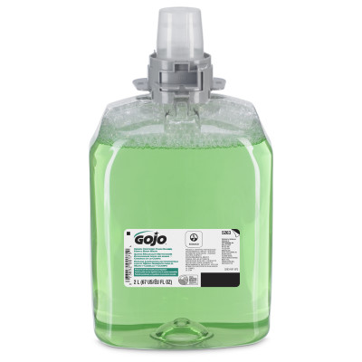 GOJO® Green Certified Foam Hand, Hair & Body Wash