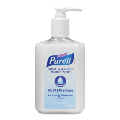 PURELL® Instant Hand Sanitizer Moisture Therapy
