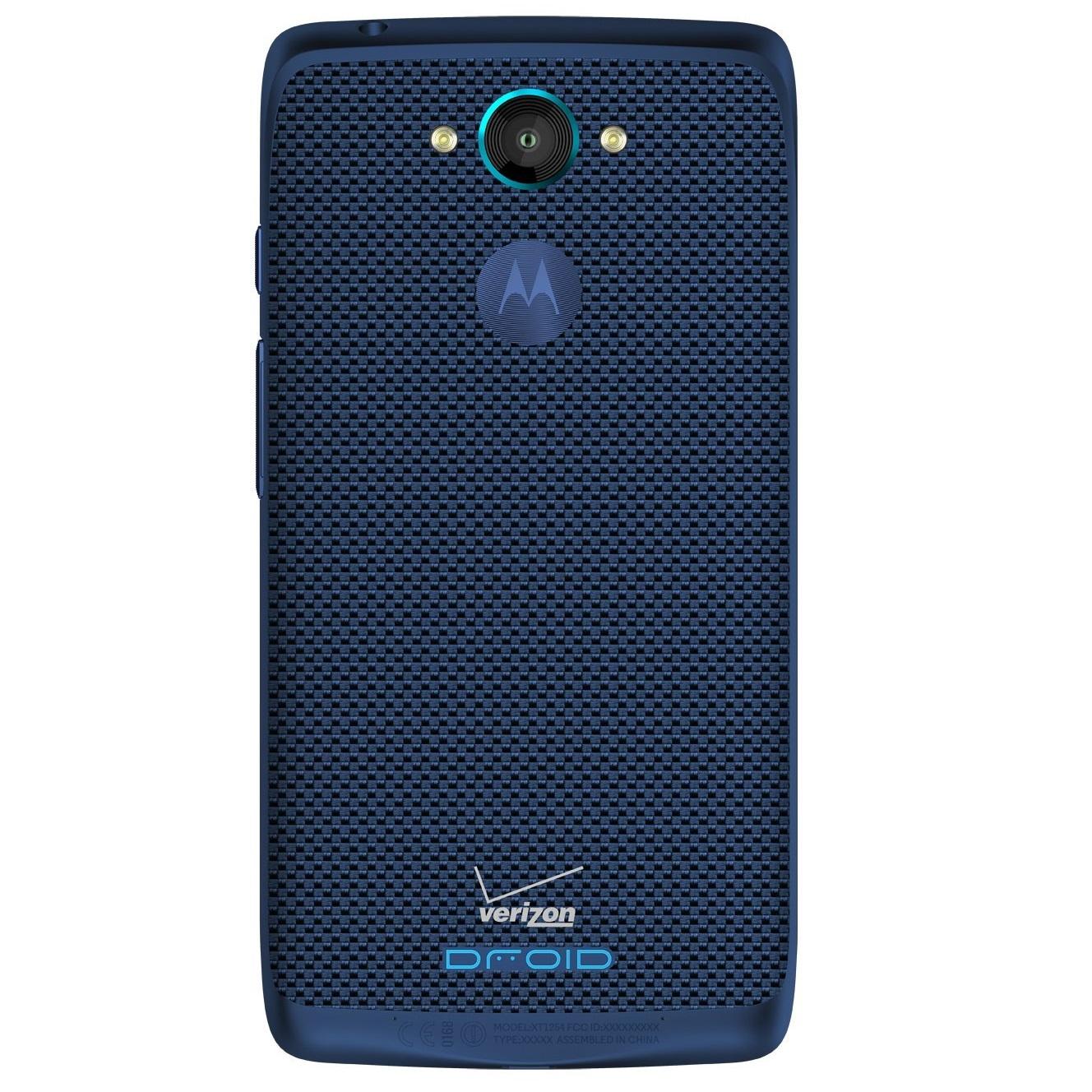 Motorola DROID Turbo XT1254 32GB - 436.9KB