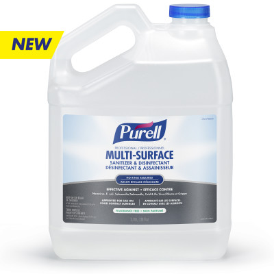 PURELL® Professional Multi-Surface Saniziter & Disinfectant