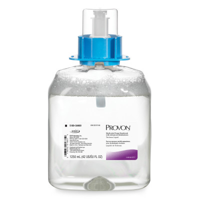 PROVON® Medicated Foam Handwash with Advanced Moisturizers