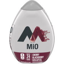 MiO Cherry Blackberry Liquid Water Enhancer 1.62 fl oz Bottle