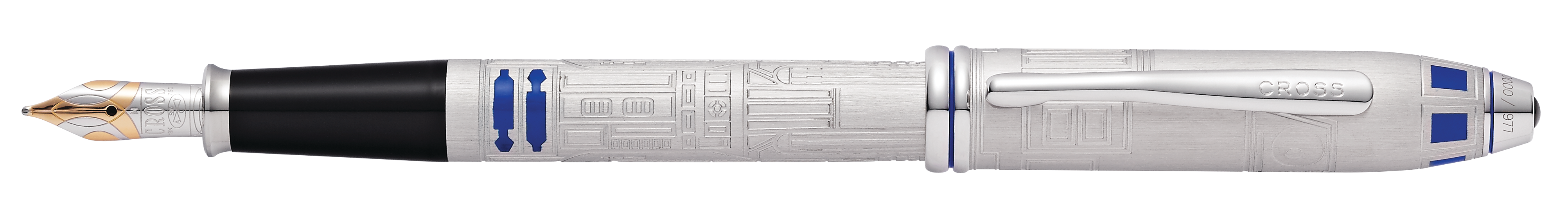 Townsend Star Wars Limited-Edition R2-D2™ Fountain Pen