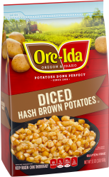 Diced Hash Brown Potatoes image