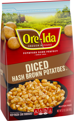 Diced Hash Brown Potatoes