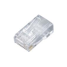 Cat5e RJ45 Gold Plated Modular Plug Wave Electronics