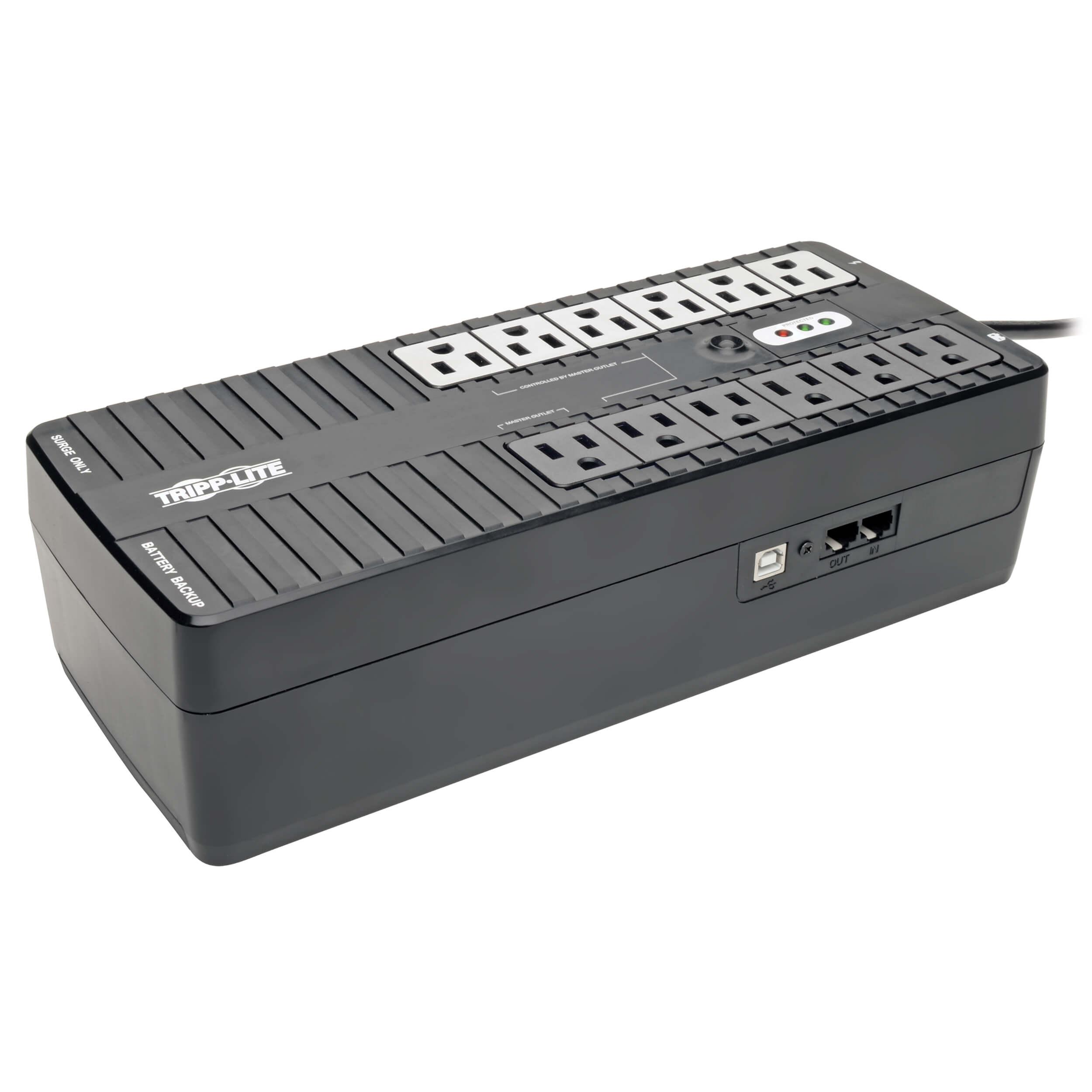 6 Outlet / 6 Surge UPS Power Backup Wave Electronics