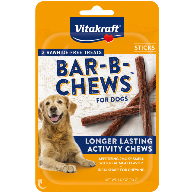 Product-Image showing Bar-B-Chews™ Sticks, 3 Pack