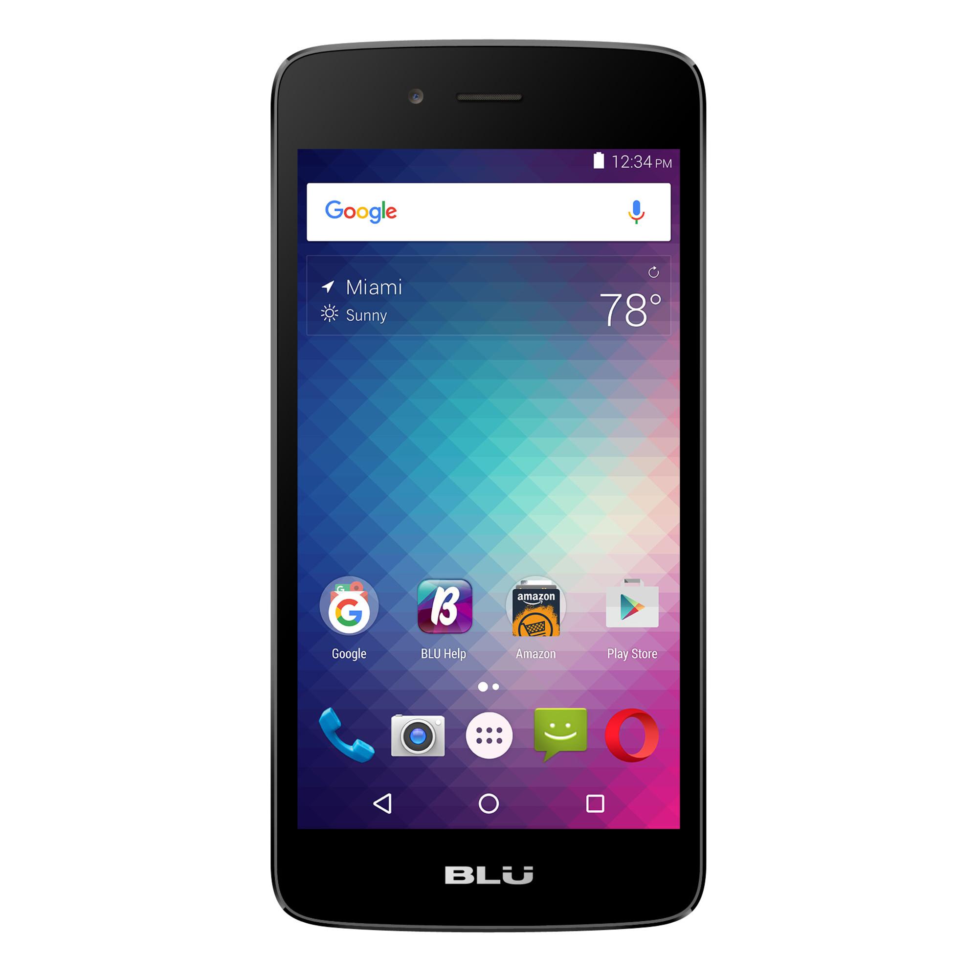 Android Diamond: BLU Diamond M D210U Unlocked GSM Quad-Core Android Phone