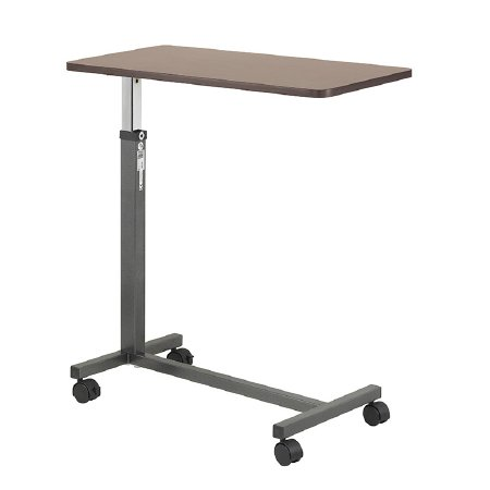 Drive Medical Overbed Table Non-Tilt Adjustment Handle Adjustment Handle 28 to 45 Inch Height Range, 13067 - EACH