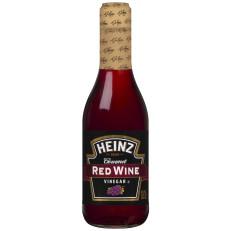Heinz Gourmet Red Wine Vinegar 12 fl oz Bottle image