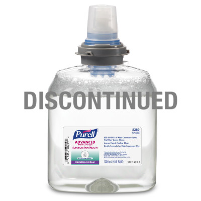 PURELL® Advanced Hand Sanitizer ULTRA NOURISHING™ Luxurious Foam - DISCONTINUED