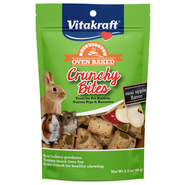 Product-Image showing Oven Baked Crunchy Bites Real Apple Flavor