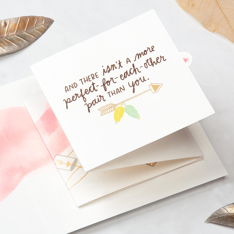 Adventure Greeting Card - Engagement, Wedding, Bridal Shower image