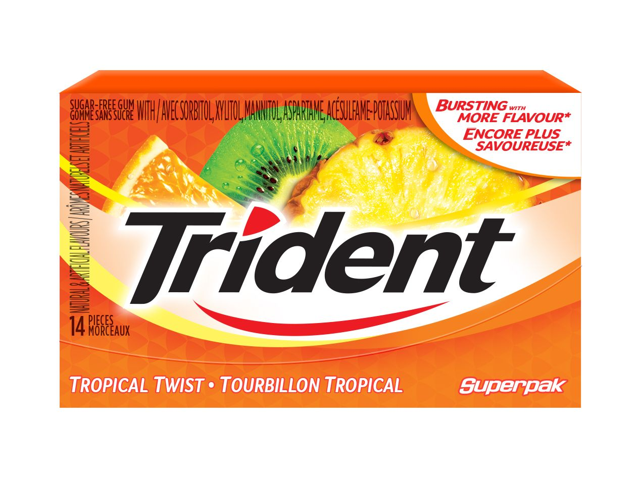 TRIDENT  TOURBILLON TROPICAL 14 1N