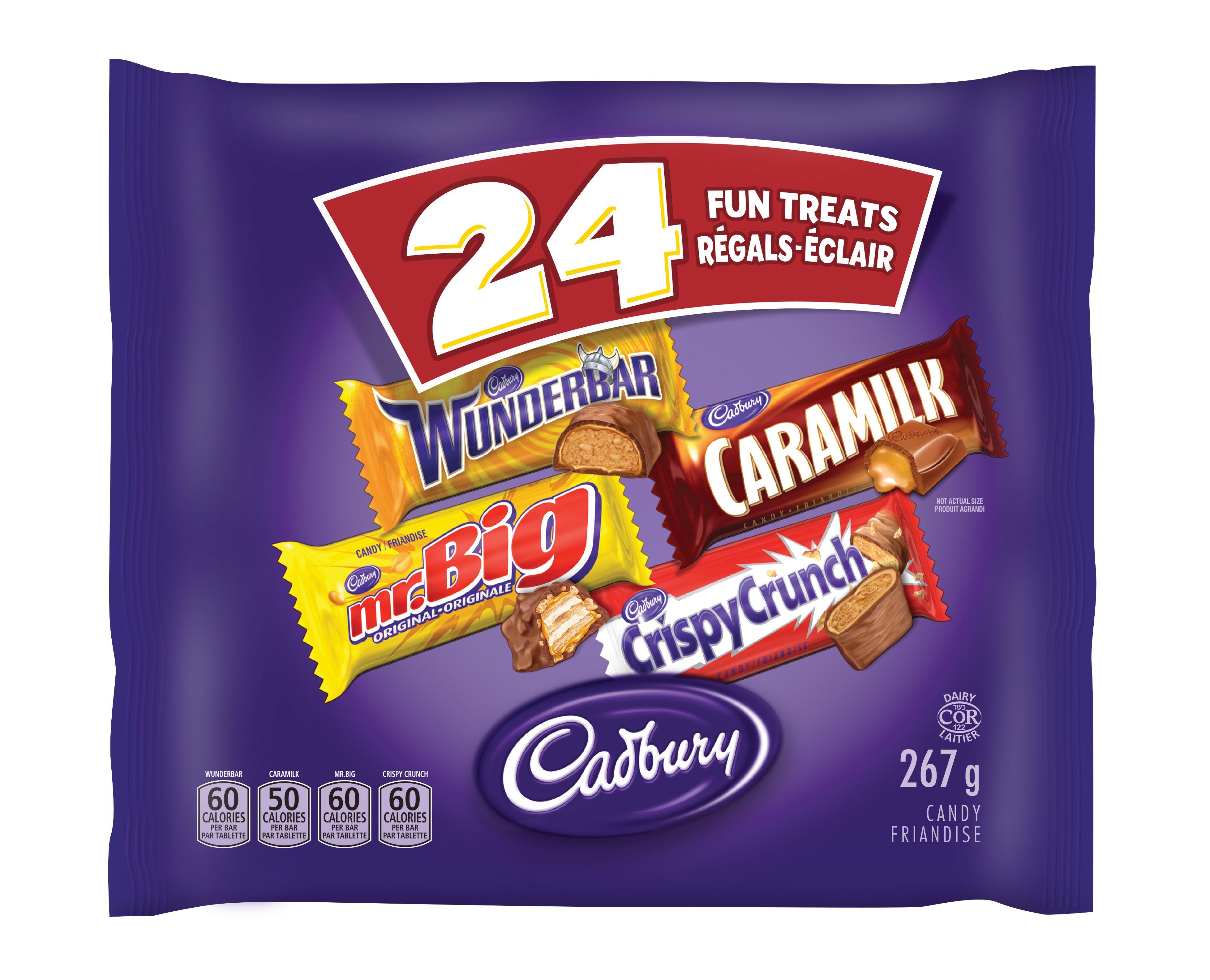 CADBURY Cadbury Chocolate FUN TREATS 267 GR