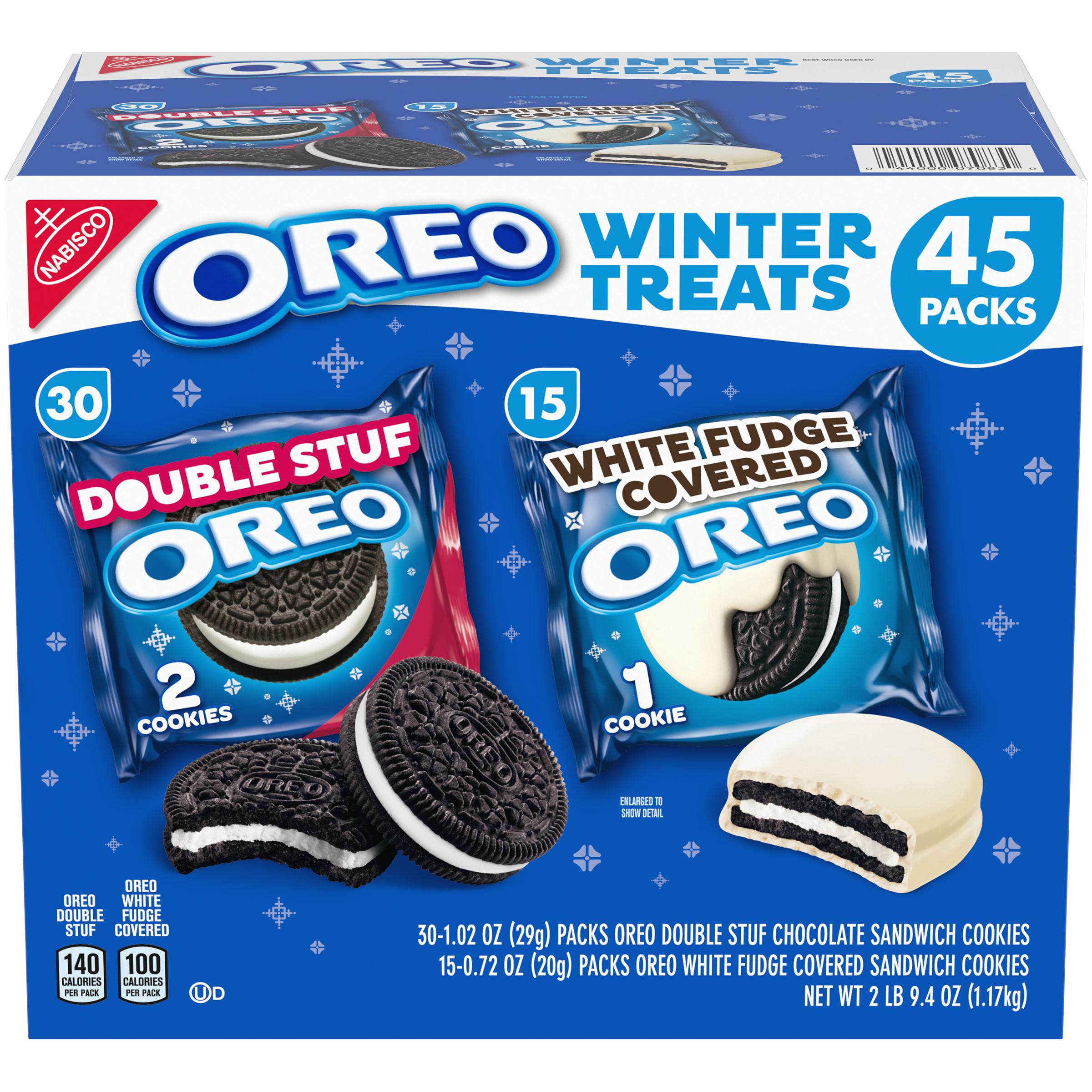 OREO Variety Pack Cookies 82.81 Oz