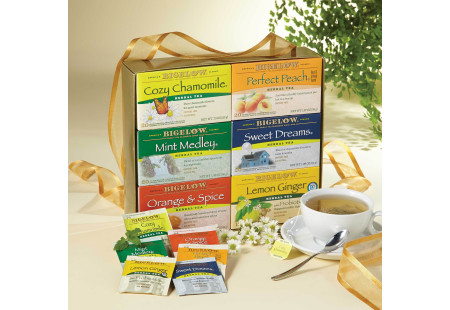 Herbal Tea Gift Box- total of 120 teabags