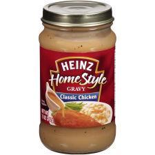 Heinz Home-style Classic Chicken Gravy 7.5 oz Jar