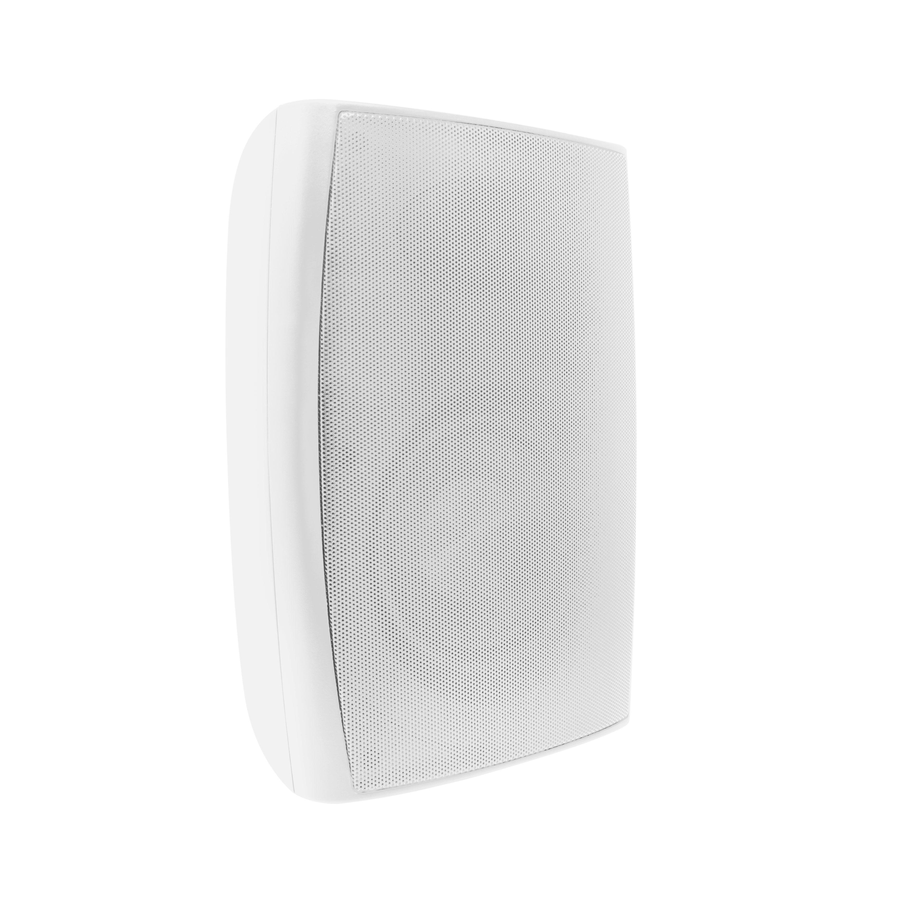 "5.25"" 6ohm White Outdoor Speaker Wave Electronics"