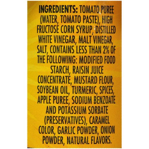 HEINZ 57 Sauce, 15 oz. Bottles (Pack of 12)