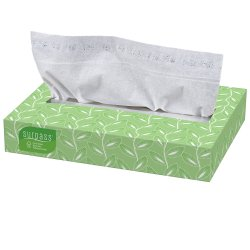 Surpass Facial Tissue White 8 X 8-2/5 Inch, 21340 - Case of 3000