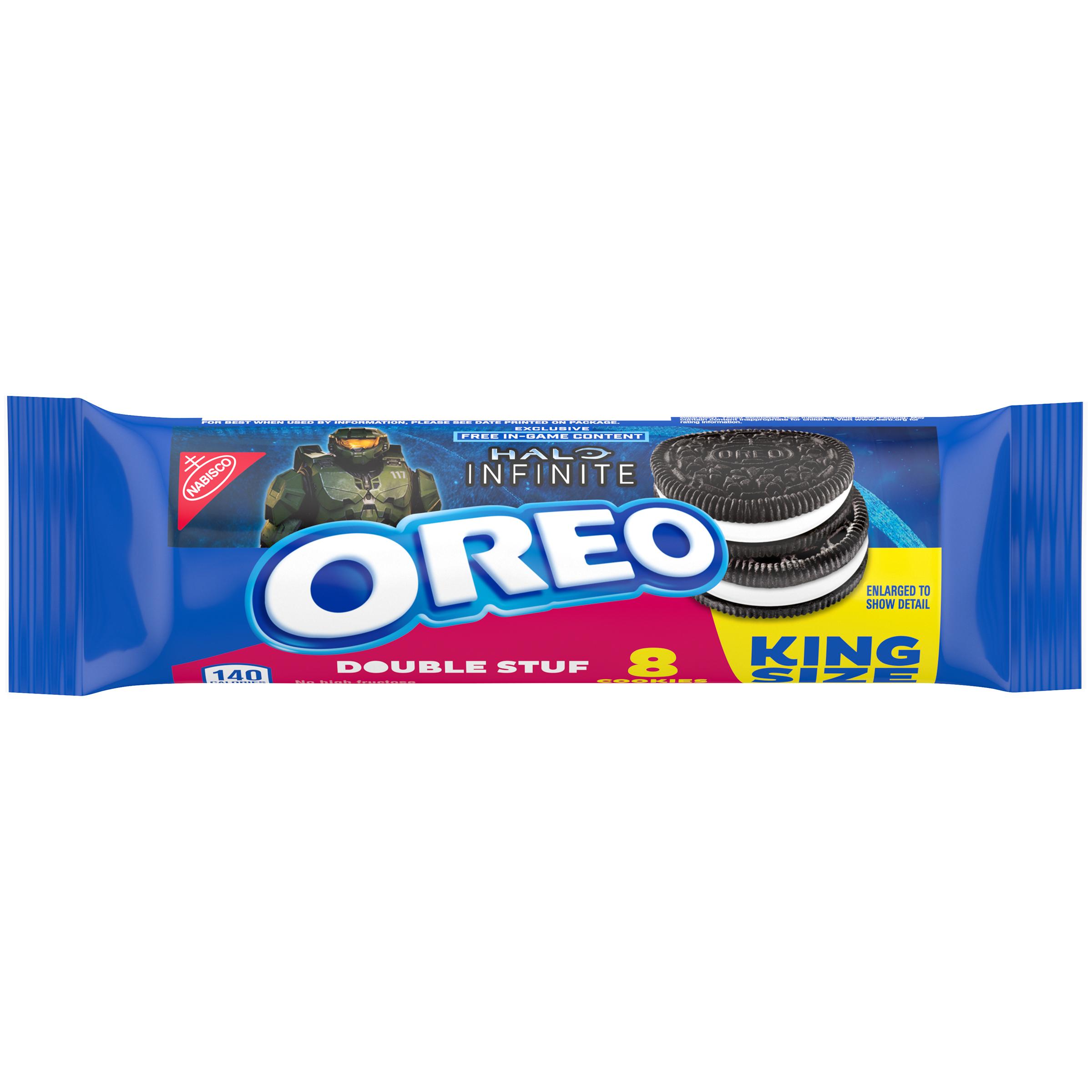 OREO Double Stuf Cookies 4.1 oz