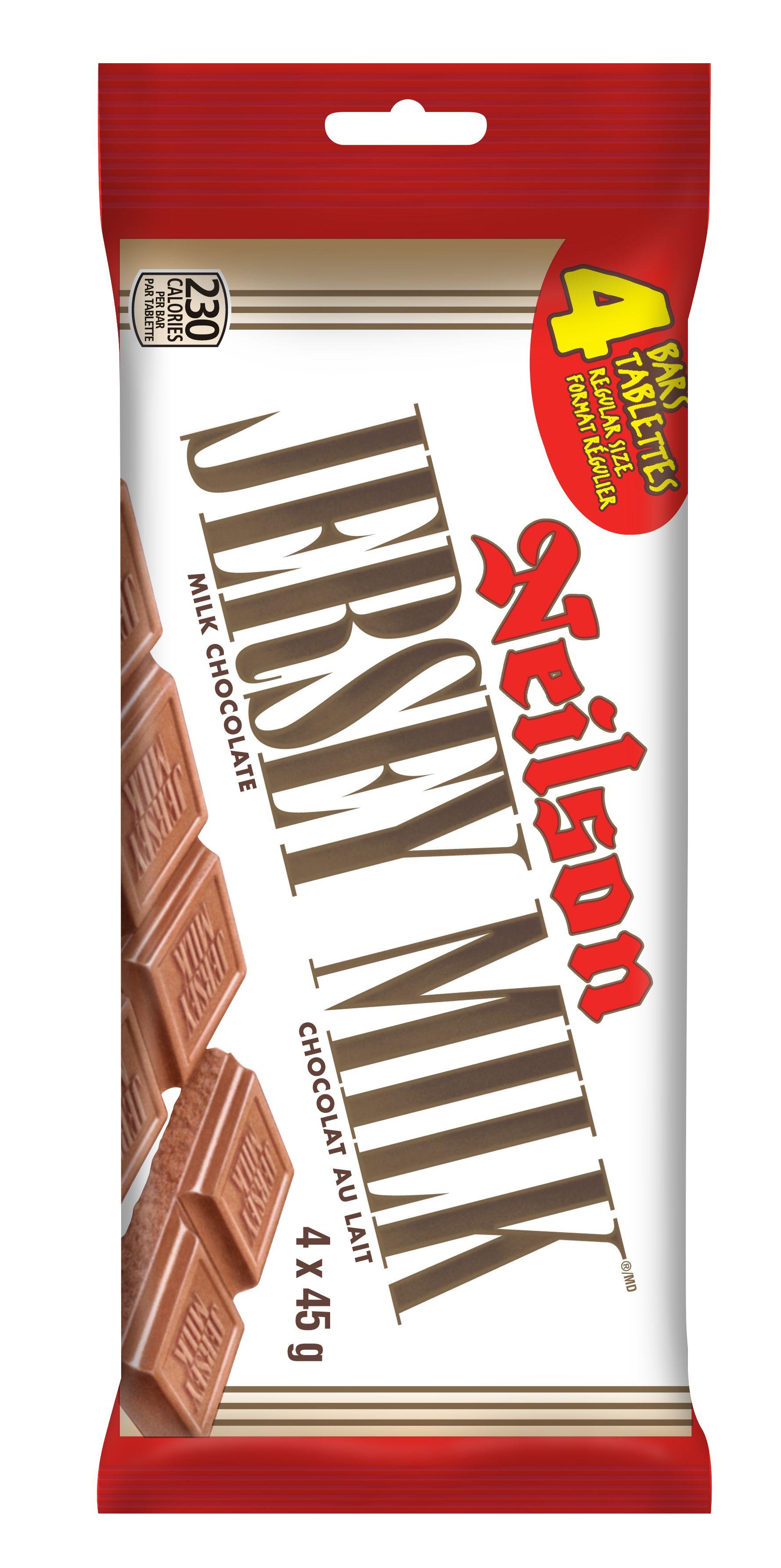 JERSEY MILK  CHOCOLAT AU LAIT 180 GRM
