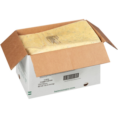 HEINZ TRUESOUPS Broccoli Chedder Soup, 8 lb. Bag (Pack of 4)