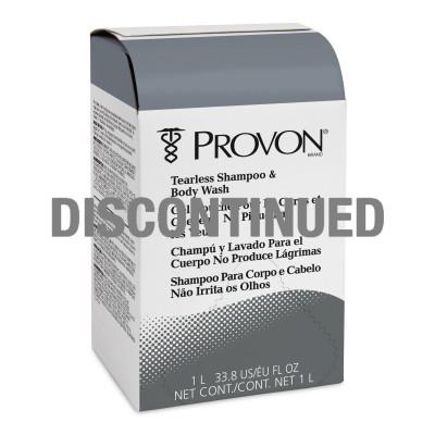 PROVON® Tearless Shampoo & Body Wash - DISCONTINUED
