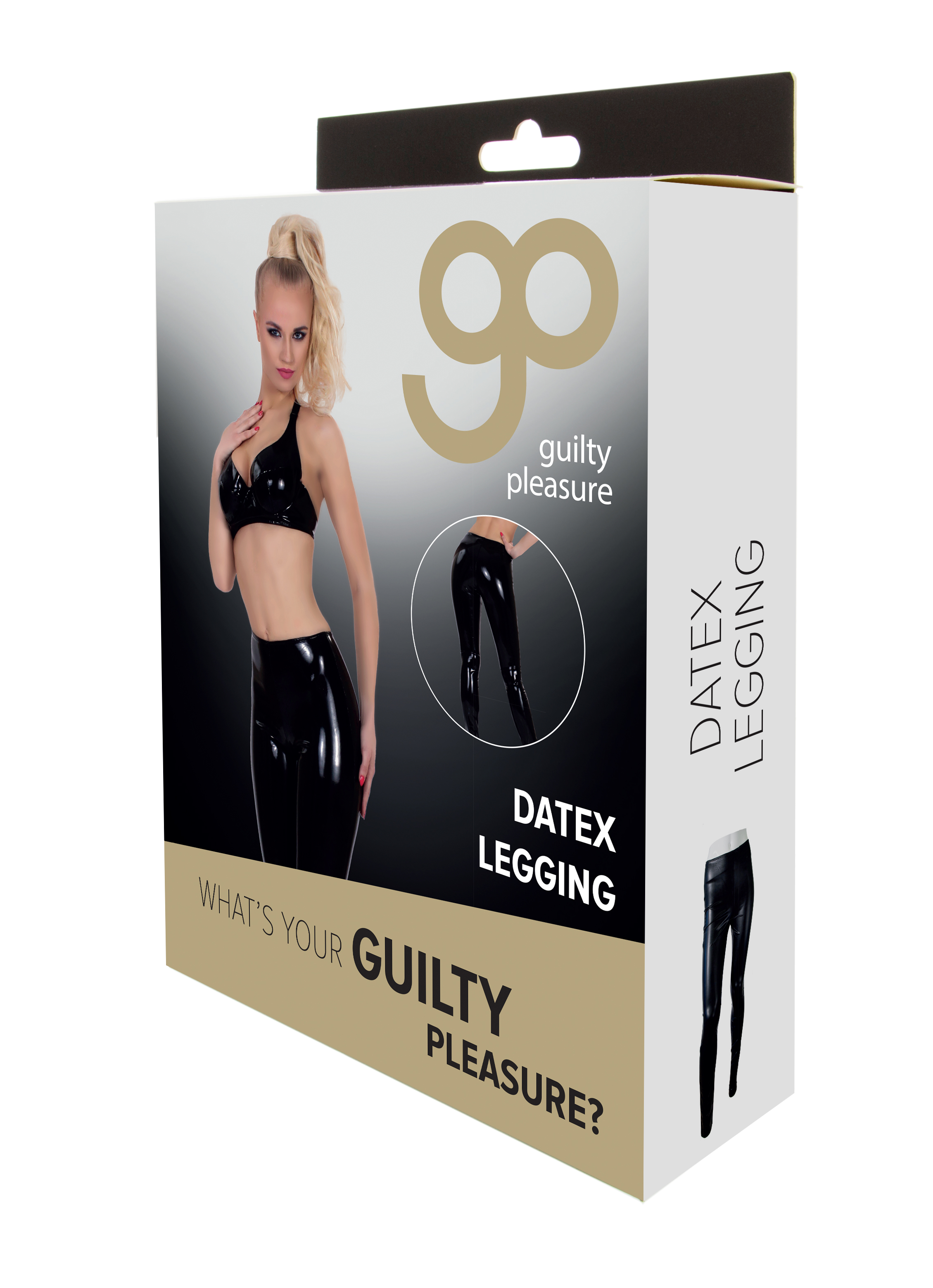 Guilty Pleasure - Datex Legging - M - Black